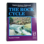 Scott Resources & Hubbard Scientific Rock Cycle Videolab Teacher's Guide
