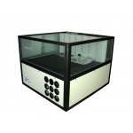 Scott Resources & Hubbard Scientific Oceanic Saltwater Aquarium: 55 Gallon