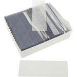 "Ginsberg Plastic Microscope Slides: 3"" x 1"", Pack of 144"