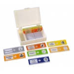 Ginsberg Prepared Palstic Microscope Slides: Plant, Set of 10