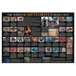 Scott Resources & Hubbard Scientific Meteorites: A-Z Poster