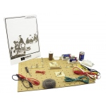 Scott Resources & Hubbard Scientific Circuits & Electromagnetism Kit