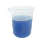 Polypropylene Graduated Beaker: 250 ml Capacity