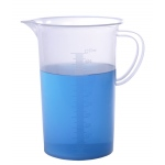 Polypropylene Measuring Jug: 2000 ml Capacity
