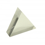 Acrylic Equilateral Prism: 75 mm x 25 mm