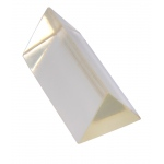 Acrylic Equilateral Prism: 25 mm x 50 mm
