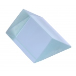 Right Angle Glass Prism: 32 mm x 50 mm
