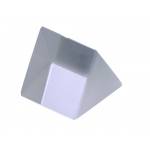 Glass Equilateral Prism: 42 mm x 32 mm