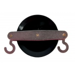 "Ginsberg Single Pulley: 3/4"" W"