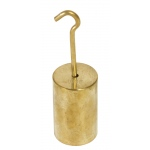 Ginsberg Brass Hooked Weight: 100 Grams