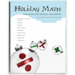 Holiday Math Book