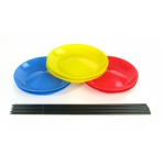 Juggling Plate: Set of 6