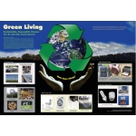 "Green Living - Poster: 38"" x 26"""