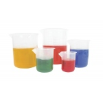 American Education Beaker: Set of 5