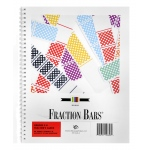 American Education Fraction Bars Teacher's Guide: 130 Pages