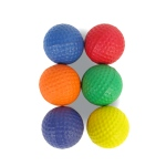 American Education Foam Golf Ball: Set of 6