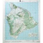 American Education Raised Relief Maps Home: HILO