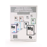 American Educational Stick to Science Magnetic Periodic Table Investigation