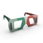 Koontz The 3D Glasses