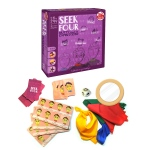American Educational Seek Four - Chalk and Chuckles