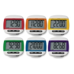 MAC-T Pedometer: Set of 6