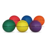 American Education PVC Basketball Set of 6