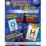 Jumpstarters For Properties Of Matter Book