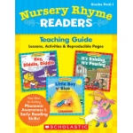 Scholastic Nursery Rhyme Readers: Teaching Guide, Grades PreK-1