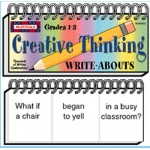 Write-Abouts Creative Thinking Gr 1-3