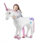 Unicorn Jumbo Stuffed Animal