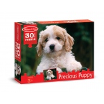 Precious Puppy Puzzle - 30 Pieces
