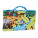 Take-Along Safari Play Mat