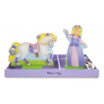 Lila & Lucky Princess & Pony Magnetic Dress-Up Set