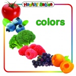 Colors Board Book English