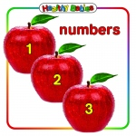 Numbers Board Book English