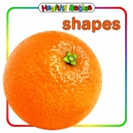 Shapes Board Book English