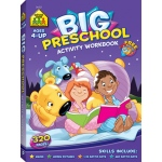 Big Workbook: Preschool Activity