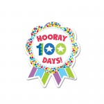 Hooray 100 Days Ribbon Reward