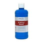 Acrylic Paint 16 Oz Cobalt Blue
