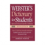 Webster Dictionary For Students Special Encyclopedic 5th Edition