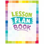 Lesson Book Painted Palette