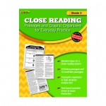Close Reading Practice Book Gr 3