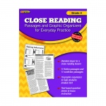 Close Reading Practice Book Gr 4