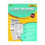 Close Reading Practice Book Gr 5