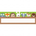 Name Plates Woodland Friends
