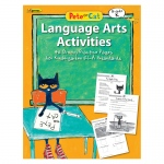 Pete The Cat Language Arts Workbook Gr K