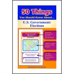 50 Things You Should Know About Us Government Elections