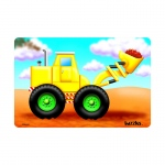 Front End Loader Tray Puzzle