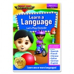Rock N Learn Learn A Language Dvd Lets Play Outside