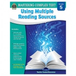 Mastering Complex Text Gr 5